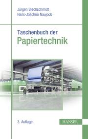 Taschenbuch der Papiertechnik - Cover