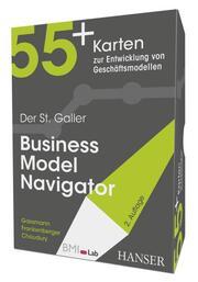 Der St. Galler Business Model Navigator
