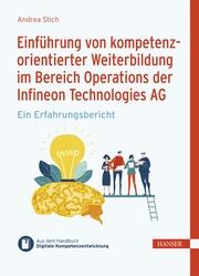 Einführung von kompetenzorientierter Weiterbildung im Bereich Operations der Infineon Technologies AG