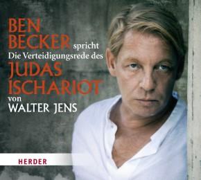 Ben Becker spricht Die Verteidigungsrede des Judas Ischariot von Walter Jens