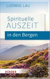 Spirituelle Auszeit in den Bergen - Cover