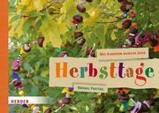 Mit Kindern durchs Jahr: Herbsttage - Cover
