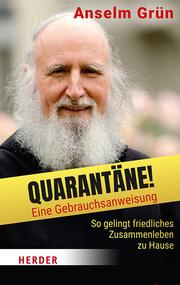 Quarantäne! Eine Gebrauchsanweisung - Cover