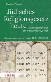 Jüdisches Religionsgesetz heute
