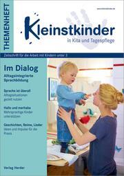 Im Dialog - Alltagsintegrierte Sprachbildung