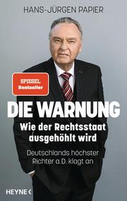 Die Warnung - Cover