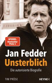 Jan Fedder - Unsterblich - Cover