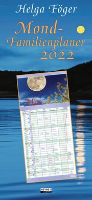 Mond-Familienplaner 2022