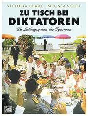 Zu Tisch bei Diktatoren - Cover