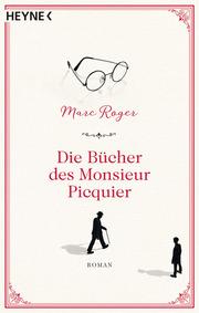 Die Bücher des Monsieur Picquier - Cover