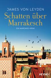 Schatten über Marrakesch - Cover