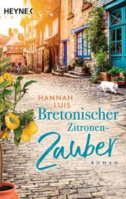 Bretonischer Zitronenzauber - Cover