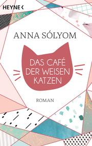 Das Café der weisen Katzen - Cover