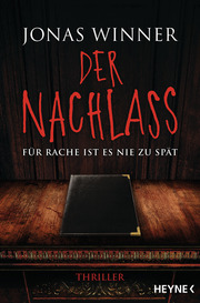 Der Nachlass - Cover