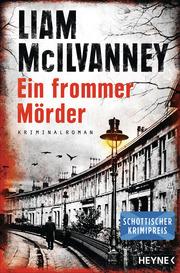 Ein frommer Mörder - Cover