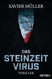 Das Steinzeit-Virus - Cover
