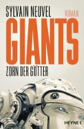 Giants - Zorn der Götter - Cover