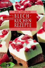 Dr Oetker: Die allerbesten Blechkuchen-Rezepte