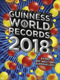 Guinness World Records 2018 - Cover