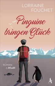 Pinguine bringen Glück - Cover