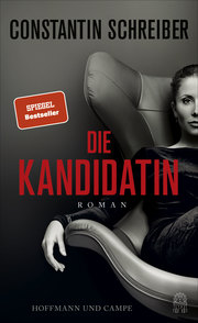 Die Kandidatin - Cover