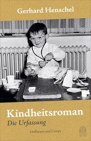 Kindheitsroman - Cover