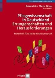 Pflegewissenschaft in Deutschland