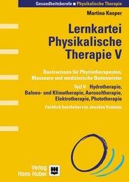 Lernkartei Physikalische Therapie V
