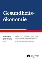 Gesundheitsökonomie