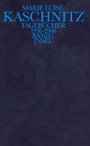 Tagebücher 1936-1966