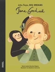 Jane Goodall - Cover