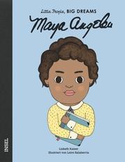 Maya Angelou - Cover