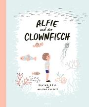 Alfie und der Clownfisch - Cover