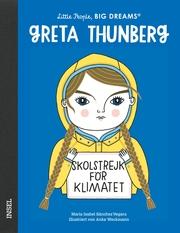 Greta Thunberg - Cover