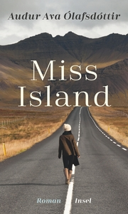 Miss Island - Cover