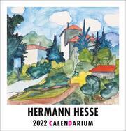 Hermann Hesse Calendarium 2022 Box (VE10)