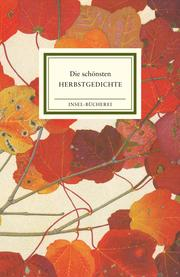Die schönsten Herbstgedichte - Cover