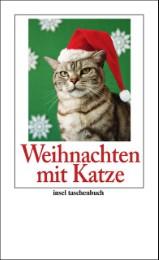 Weihnachten mit Katze - Cover