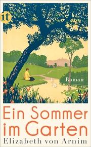 Ein Sommer im Garten - Cover