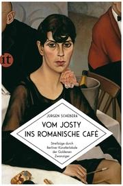 Vom Josty ins Romanische Café - Cover