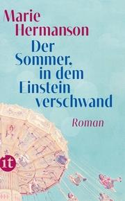 Der Sommer, in dem Einstein verschwand - Cover