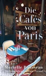 Die Cafés von Paris