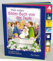 Mein erstes Bilder-Buch von der Taufe