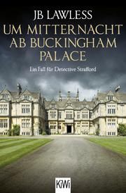 Um Mitternacht ab Buckingham Palace - Cover