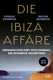 Die Ibiza-Affäre - Filmbuch - Cover
