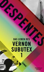 Das Leben des Vernon Subutex 1 - Cover