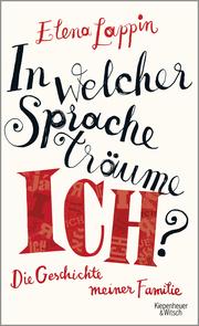 In welcher Sprache träume ich? - Cover