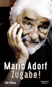 Mario Adorf - Zugabe!