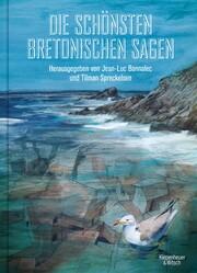 Die schönsten bretonischen Sagen - Cover