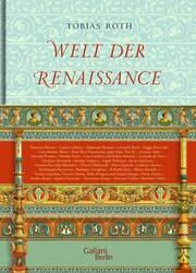 Welt der Renaissance - Cover